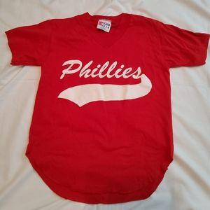 Other - Phillies baseball tee